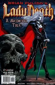 Brian Pulido039s Lady Death A Medieval Tale Vol 1 11