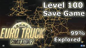 Euro Truck Simulator 2 - Cheats, Super Save, All Map Truck Dealers ...