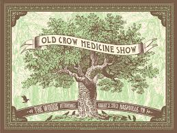 Status Serigraph Old Crow Medicine Show