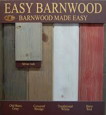 Certainteed Decking Vs Trex by Easy Barnwood U0026 Easy Interiors Fingerle Lumber