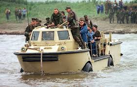 Amphibious Vehicle - Wikipedia Russian Burlak Amphibious Vehicle Wants To Make It The North Uk Client In Complete Rebuild Of A Dukw Your First Choice For Trucks And Military Vehicles Suppliers Manufacturers Dukw For Sale Uk New Car Updates 2019 20 Why Purchase An Atv Argo Utility Terrain Us Army Gpa Jeep Gmc On 50 Flat Usax 23020 2018 Lineup Ride Review Truck Machine 1957 Gaz 46 Maw By Owner Nine Military Vehicles You Can Buy Pinterest The Bsurface Watercraft Hammacher Schlemmer