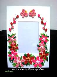How To Make Handmade Photo Frames With Paper Step By Beautiful 159 Best Quilling