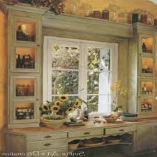 French Country Kitchen Curtains Ideas by Useful French Country Kitchen Window Treatments Simple Curtains