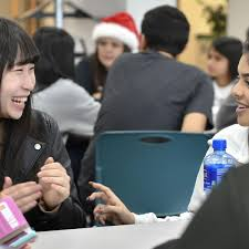 Japanese Exchange Students Get A Taste Of Santa Maria Share