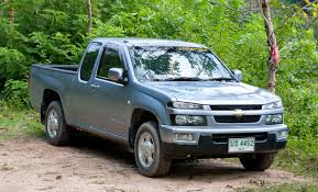 File:Chevrolet Colorado In Thailand.jpg - Wikimedia Commons