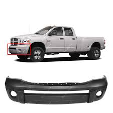 100 2009 Dodge Truck Amazoncom MBI AUTO Primered Front Bumper Cover Fascia For 2006