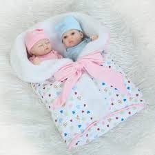 Amazoncom Reborn Baby Dolls Cute Baby Twins Baby Mini Palms Baby
