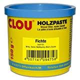 clou holzpaste zum reparieren und auskitten holzschäden fichte 150 g gebrauchsfertige paste geeignet für den gesamten innenbereich