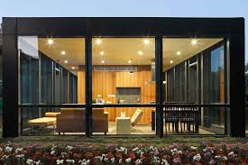 100 Glass House Architecture Revolution Precrafted Has A Lenny KravitzDesigned Prefab