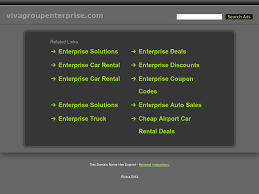 Viva Group Enterprise Competitors, Revenue And Employees - Owler ... Blog Redspot Car Rentals Enterprise Rideshare Van And Carpools Rentacar Rent Buy Share With Ryder Moving Truck Coupons Memory Lanes Inks Deal For 60 Iveco Daily Vans Rental Denver From 25day Search Cars On Kayak Truck Calgary Best Resource Coupon Codes Budget Rent A Car 2018 Staples Coupon 73144 Moving Cargo Pickup Coupons Uhaul Rental Trucks Claritin Deals Discounts Furreal Unicorn