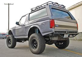 100 Trophy Truck Suspension Kits Stage 6 LongTravel FrontRear Kit Bronco Solo