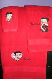 Betty Boop Bath Towel Set by Betty Boop Bath Towel Set 31 Images Betty Boop Bath Robe