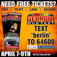 Who Needs Tickets To 2017 Georgia... - Trucks Gone Wild | Facebook 97 F350 73 On 25s And R2s Trucks Gone Wild Classifieds Event 18 Truck Gone Wild Colfax Mudfest Louisiana Us Trucksgonewild Hashtag Twitter Mud Fest New Part 1 Video Georgia Vimeo Nissan Titan Forum Travel Girls 5 Offroad Events To Check Out This Year Mudville Offroad Ryc 2014 Awesome Documentary 2016 Prime Cut Pro