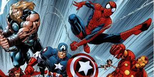 Forget Civil War Spider Man May Show Up In This Marvel Movie
