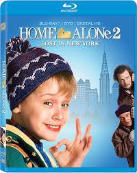 Amazon Home Alone 2 Lost In New York Blu ray Daniel Stern