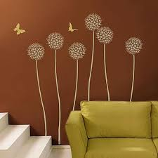 Flower Stencil Large Designs Stencils For Wall Painting