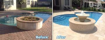why choose travertine for your pool deck usa marble llc