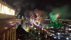 New Years Eve Fireworks View From Mandalay Bay Foundation Room ... Aureole Mandalay Bay Rx Boiler Room Buddha Statue At The Foundation Vhp Burger Bar Skyfall Lounge Delano Las Vegas Red Square Restaurant Vodka Rick Moonens Rm Seafood Fine Ding Resort And Casino Revngocom Time Out Events Acvities Things To Do Hotel White Marble Top Table Tag Bar With Marble Top Eater