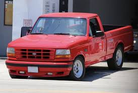 100 Lightning Truck Lady Gagas Of Choice A 93 Ford F150 SVT