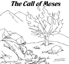 Full Image For Moses Printable Coloring Pages Free Bible Baby Story