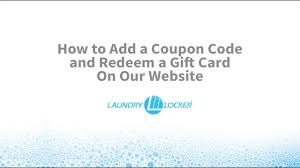 How To Apply A Coupon Code On The Laundry Locker Website Best Bargain Shopping San Francisco Amazon Book Coupons Foot Locker Coupon And Promo Codes November 2019 20 Off Mythemeshop Coupon September 2018 Dont Buy Without This Year Round Fundraisers Budget Canada Code 10 Off Carlisle Events Code Visa Usa Guys Get Deals The Awareness Store Discount Do Florida Residents Discounts On Disney Hotels Action 7 Crayola Experience All Locations Review How To Create Woocommerce Boost Cversions Singles Day Top Deals Up Cash