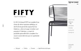 Curule Chair Ligne Roset by Ligne Roset Ludmilla Maury