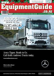 Equipment Guide December 2017 By NZ Truck & Driver - Issuu