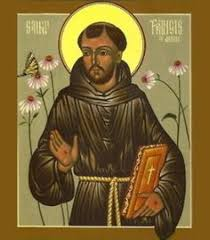 st francis st francis of assisi francis