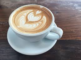 Latte Art Inspired By Van Goghs Irises