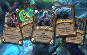 Paladin Hearthstone Deck Lich King by The 10 Most Exciting Hearthstone Knights Of The Frozen Throne