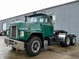 100 R Model Mack Trucks For Sale Old Show Truck Cincinnati Chapter Of The Amer Flickr