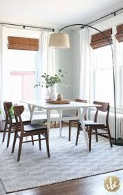 Dining Room Arc Lamp