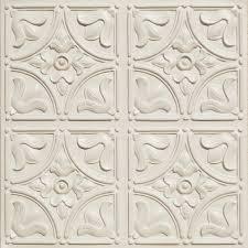 dining room design tin ceiling tile glue up great decorative item