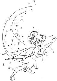 Periwinkle And Tinkerbell Coloring Pages