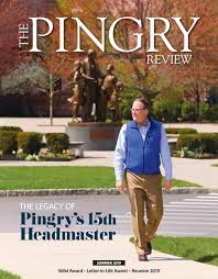 100 Eileen Alexanderson The Pingry Review Summer 2019 By The Pingry School Issuu