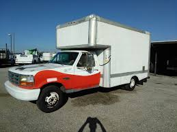 100 F350 Ford Trucks For Sale FORD BOX VAN TRUCK FOR SALE 1354
