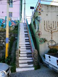 16th Ave Tiled Steps Project by 17 Of The Most Beautiful Steps Around The World Bored Panda