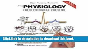 Download The Physiology Coloring Book Nd Edition Free