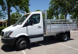 100 12 Foot Box Truck Mercedes Aluminum Beds AlumBody