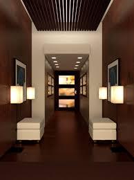 white blue ceramic decorative bowl hallway wall ideas wall