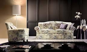 canapé anglais tissu fleuri canapé classique de style cottage en tissu 2 places