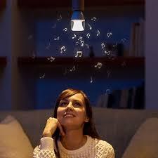 sony led bulb speaker 盪 petagadget