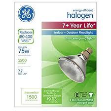 ge lighting 62231 energy efficient halogen 75 watt 90 watt