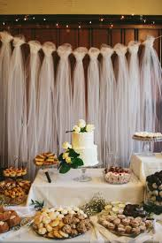 Enjoyable Inspiration Wedding Wall Decor In Conjunction With Best 25 Tulle Backdrop Ideas On Pinterest Bridal