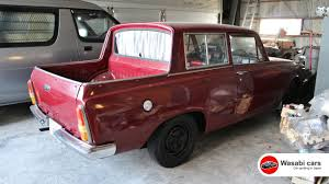 1968 Toyopet (Toyota) Corona Double-cab Pickup - PT46P - YouTube 15 Pickup Trucks That Changed The World Flashback F10039s New Arrivals Of Whole Trucksparts Or Isuzu Truck Cabs Shells For Sale Mylittsalesmancom 1952 Chevrolet Cabover Coe Stock Pf1148 For Sale Near Columbus Oh This 1962 Gmc Crew Cab Is The Only One Of Its Kind But Not A Classic Car Parts Montana Tasure Island Heartland Vintage Pickups Rust Free Best Reviews 1920 By Exterior Body Panels Ford 34 For Truck Cab All Steel 2019 Ram 1500 First Review Kelley Blue Book