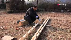 arirang special m60ep247c06 how to make korean traditional roof