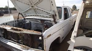 100 1981 Ford Truck F150 81FO9755C Desert Valley Auto Parts