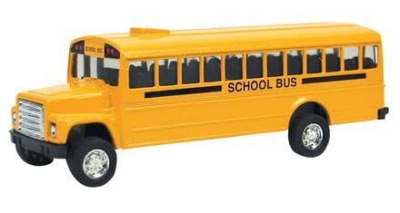 Schylling School Bus Toy