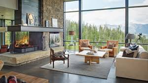 100 Mountain House Designs Home In Montana For Sale Architectural Digest