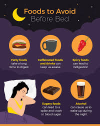 what to eat before you go to sleep fix com